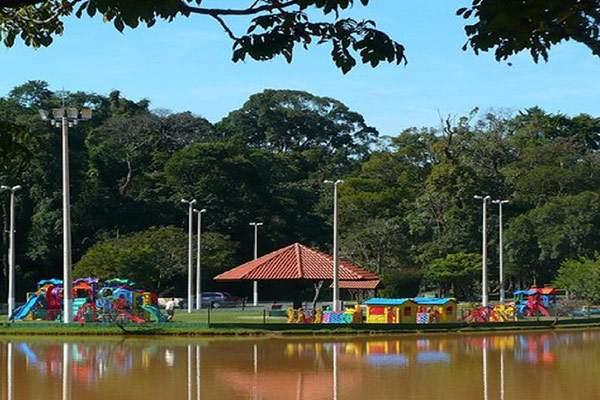 Parque e Represa Dr. Jovino Silveira